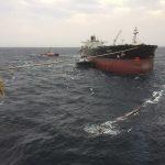 بارگیری بیست و یکمین محموله نفت خام لایه ی نفتی پارس جنوبی