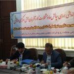 دیدار مدیرکل امور روستایی وشوراها با کارآفرینان بخش مرکزی دزفول