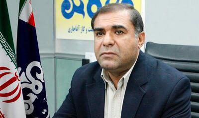 دیدار عبدالله موسوی مدیرعامل شرکت ملی حفاری ایران با خانواده ی شهدای رگ سفید