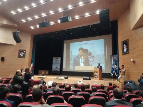 افتتاح دهمین نمایشگاه ساخت داخل تجهیزات صنعت نفت و حفاری خوزستان