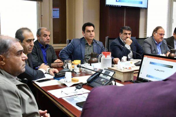 سومین نشستکمیته پدافند غیرعامل و مدیریت بحران شرکت ملی حفاری ایران در سال جاری