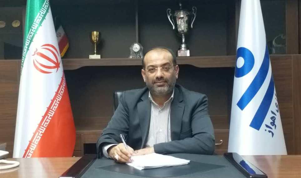 علی خنیفر مدیرعامل شرکت لوله سازی اهواز شد