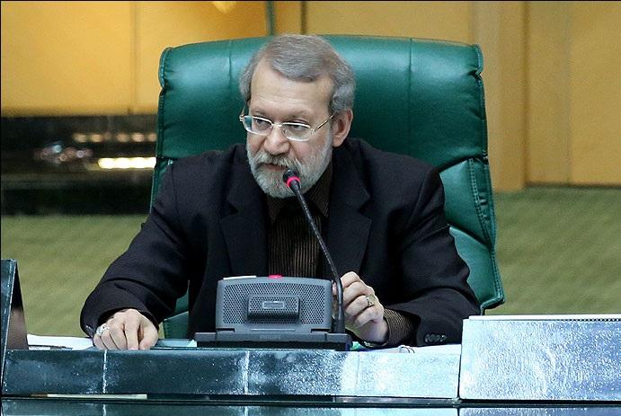 رئیس مجلس شورای اسلامی: صادرات نفت ایران متوقف نمیشود