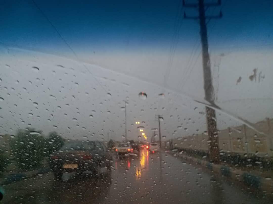 هفتهای پر بارش در انتظار خوزستان