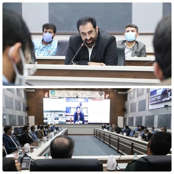 مدیر کل تعاون، کار و رفاه اجتماعی خوزستان مطرح کرد:در راه اجرای قانون و حفظ حق الناس تا مرز شهادت پیش می رویم